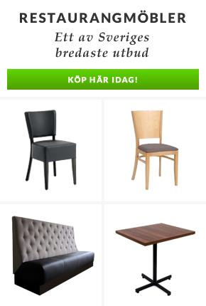 Restaurangmöbler  annons